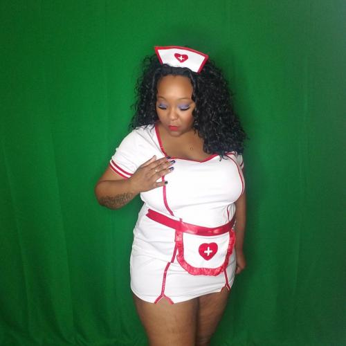 Sweet nurse vibes